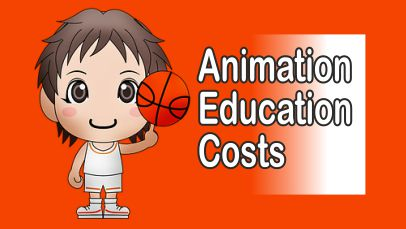 animation school tuition fees, education costs