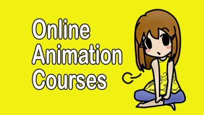 online animation courses, schools