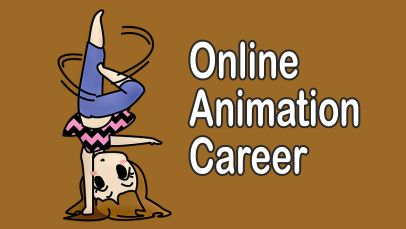 online animation courses, career
