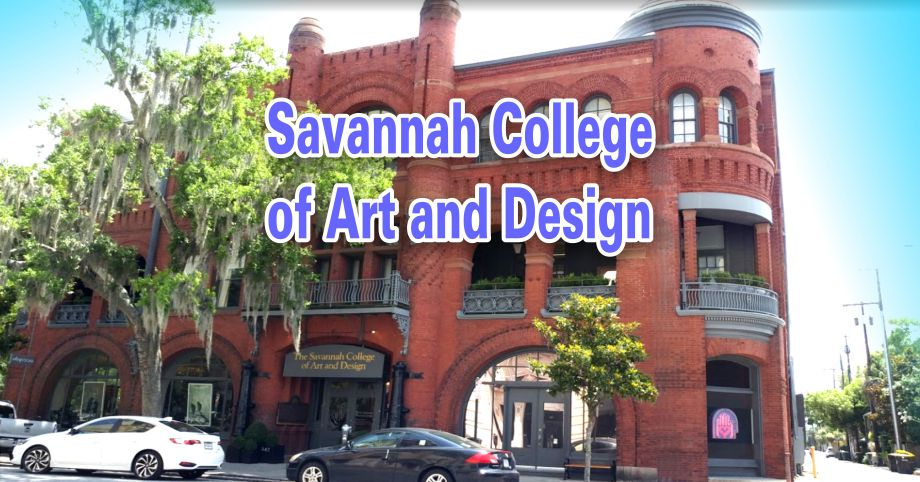 SCAD - Savannah College of Art and Design, Georgia