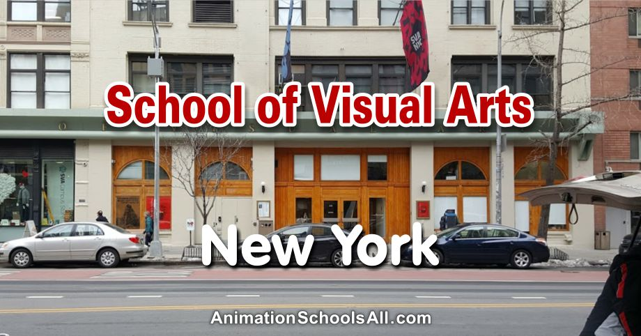New York City School of Visual Arts, SVA